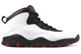 AIR JORDAN 10 RETRO CHICAGO 2012 (SIZE 10)