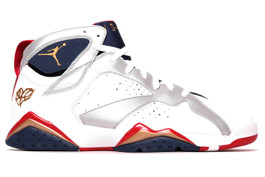 AIR JORDAN 7 RETRO FTLOTG OLYMPIC 2010