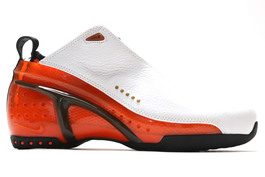AIR ZOOM ULTRAFLIGHT SAFETY ORANGE 2003