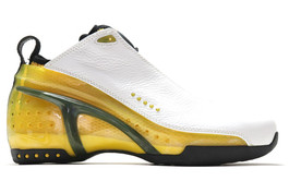 AIR ZOOM ULTRAFLIGHT VARSITY MAIZE 2003