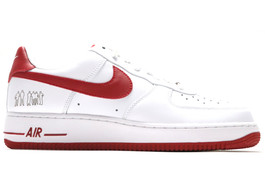 AIR FORCE 1 '07 (PLAYERS) VARSITY RED