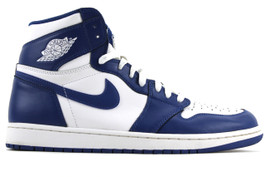 AIR JORDAN 1 RETRO HIGH STORM BLUE