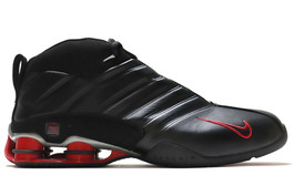 NIKE SHOX SUPREMACY VARSITY RED