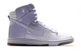 WMNS NIKE DUNK SKINNY SUPER HI PURPLE CHALK