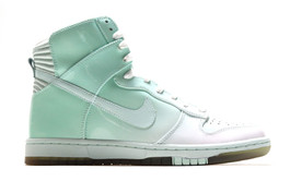 WMNS NIKE DUNK SKINNY SUPER HI ICE GREEN