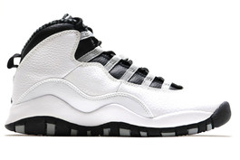 AIR JORDAN 10 RETRO (GS) STEEL 2005