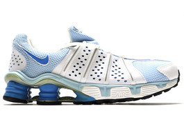 WMNS NIKE SHOX COGNOSCENTI ICE BLUE
