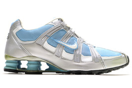 WMNS NIKE SHOX TURBO BLUE WAVE