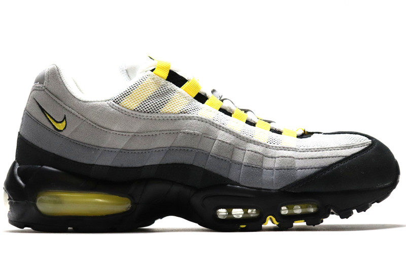 uk availability f52f2 704b3 AIR MAX '95 TOUR YELLOW (SIZE 10) - IndexPDX