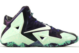 LEBRON XI (11) ALL STAR  NOLA GUMBO (SIZE 11.5)