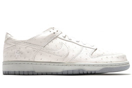 NIKE DUNK LOW LOS ANGELES WHITE DUNK EXHIBITION