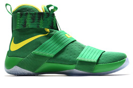 LEBRON SOLDIER X (10) OREGON DUCKS AWAY PE
