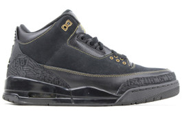 AIR JORDAN 3 BHM 2011 (SIZE 7)