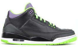 AIR JORDAN 3 RETRO JOKER (SIZE 7)
