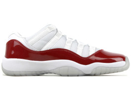 AIR JORDAN 11 RETRO LOW BG GS CHERRY 2016 (SIZE 7Y)