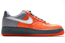 AIR FORCE 1 PREMIUM '07 ORANGE BLAZE