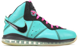 LEBRON 8 RETRO SOUTH BEACH (SIZE 8.5)