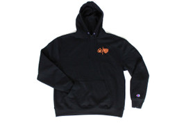 INDEX HOODIE HUNTER ORANGE