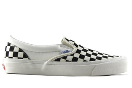 OG VANS CLASSIC SLIP-ON CHECKERBOARD