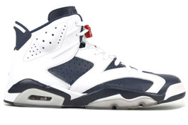 AIR JORDAN 6 RETRO OLYMPIC (SIZE 10.5)