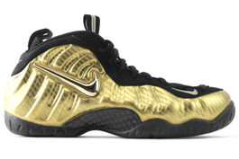 AIR FOAMPOSITE PRO METALLIC GOLD (SIZE 13)