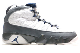 AIR JORDAN 9 RETRO FLINT GREY