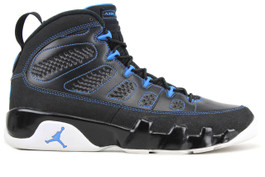 AIR JORDAN 9 RETRO PHOTO BLUE (SIZE 8.5)