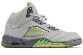 AIR JORDAN 5 RETRO GREEN BEAN  (SIZE 11.5)