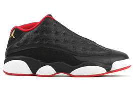AIR JORDAN 13 RETRO LOW BRED 2015 (SIZE 14)