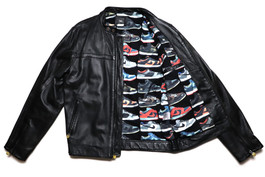 NIKE LEATHER SB JACKET 2003