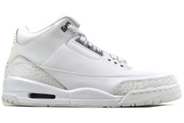 AIR JORDAN 3 RETRO PURE MONEY 2007 (SIZE 8)