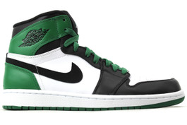 AIR JORDAN 1 DMP CELTIC 2009 (SIZE 10)