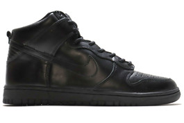 NIKE DUNK HI BLACK SAMPLE
