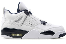 AIR JORDAN 4 RETRO LS LEGEND BLUE 2014