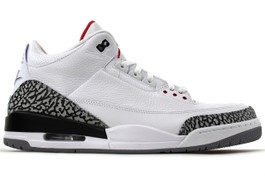 AIR JORDAN 3 RETRO WHITE CEMENT '88