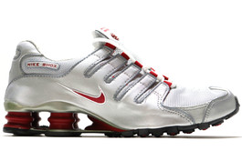 WMNS NIKE SHOX NZ UNION GREY SAMPLE