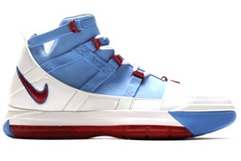 LEBRON III (3) OILERS PROMO (RIGHT FOOT ONLY)