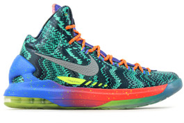 KD V (5) PREMIUM WHAT THE (LEFT FOOT ONLY)