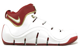 LEBRON IV (4) CRIMSON HOME PE (RIGHT FOOT ONLY)