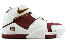 NIKE ZOOM LEBRON II (2) TRIPLE DOUBLE (RIGHT FOOT ONLY)
