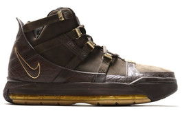 NIKE ZOOM LEBRON III (3) BIRTHDAY (RIGHT FOOT ONLY)