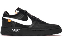 THE 10 : NIKE AIR FORCE 1 LOW OFF WHITE (SIZE 8.5)
