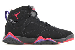 AIR JORDAN 7 RETRO RAPTOR 2012 - (SIZE 10)