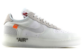 THE 10: NIKE AIR FORCE 1 LOW OFF-WHITE (SIZE 12)