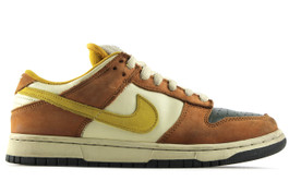 NIKE DUNK LOW PRO SB MINERAL YELLOW (SIZE 11.5)