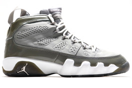 AIR JORDAN 9 RETRO COOL GREY 2002  (SIZE 10)