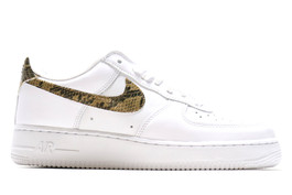 AIR FORCE 1 LOW RETRO IVORY SNAKE 2019