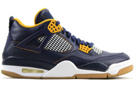 AIR JORDAN 4 RETRO DUNK FROM ABOVE 2016  (SIZE 9.5)