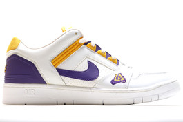 AIR FORCE II (2) LOW L.A LAKERS