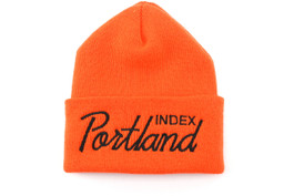INDEX BEANIE HUNTER ORANGE